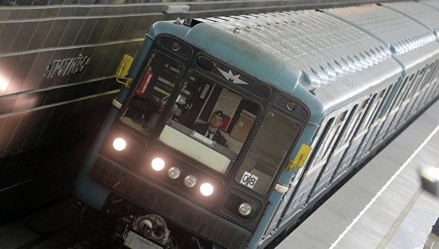 Поезд. Архивное фото