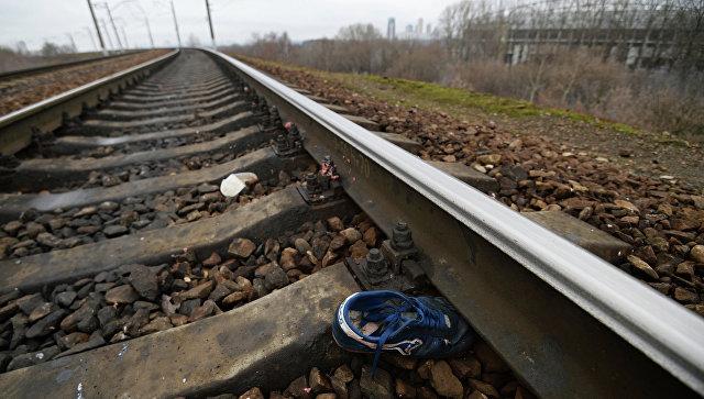 Железнодорожный перегон. Архивное фото