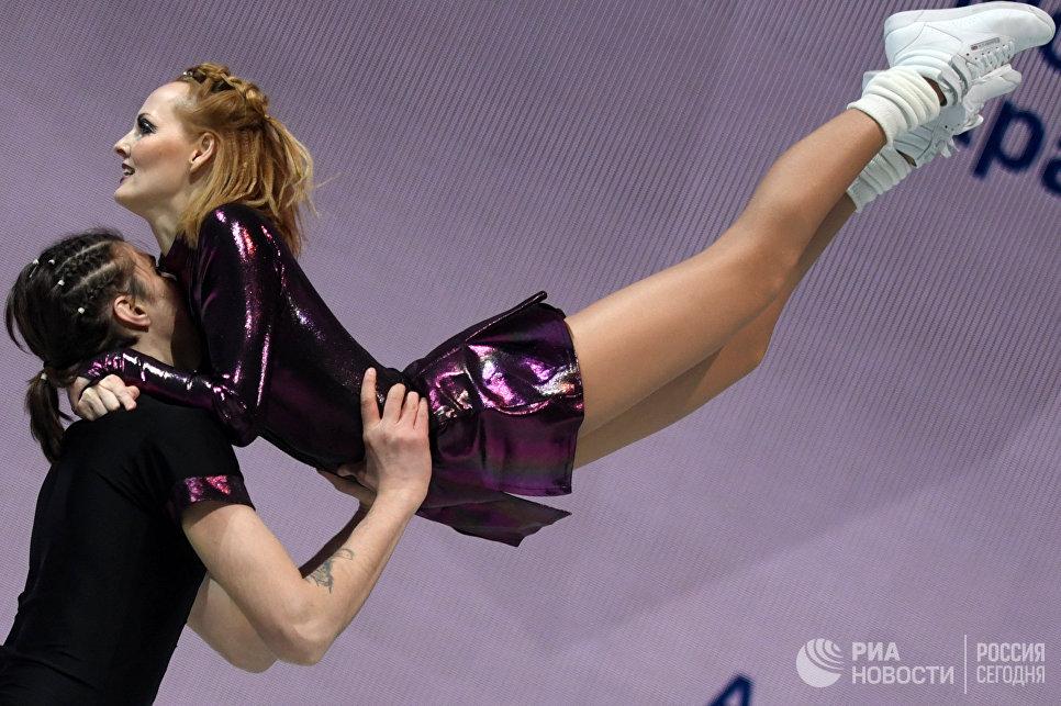 Всероссийские соревнования по акробатическому рок-н-роллу Rock'n'Roll &CO.