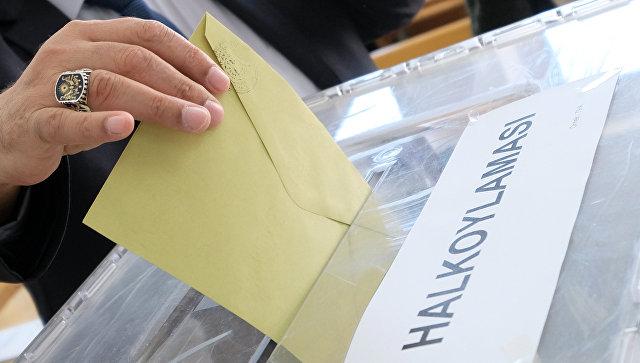 ЦИК Турции объявил опобеде сторонников изменения конституции страны