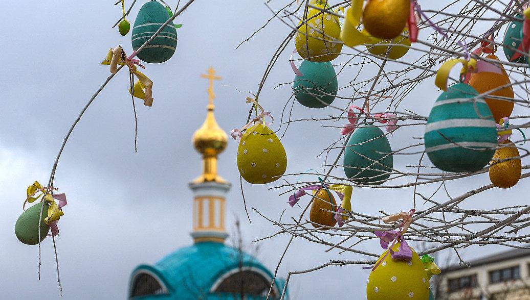 В Москве прочтут лекцию о значении Пасхи и Пасхальной недели