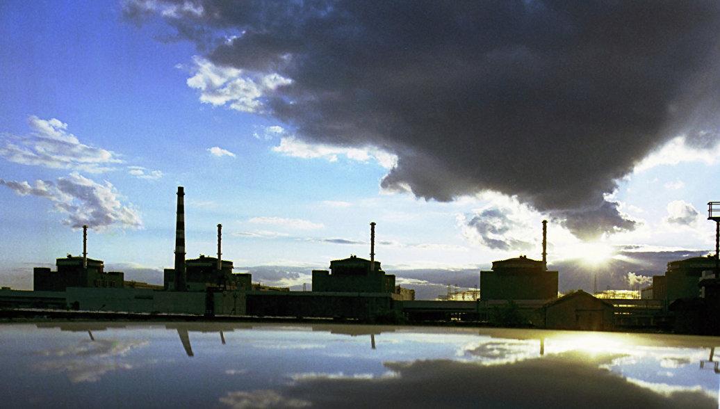 Первый энергоблок Запорожской АЭС отключен для устранения дефекта