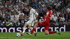 Игрок Реала Криштиану Роналду
