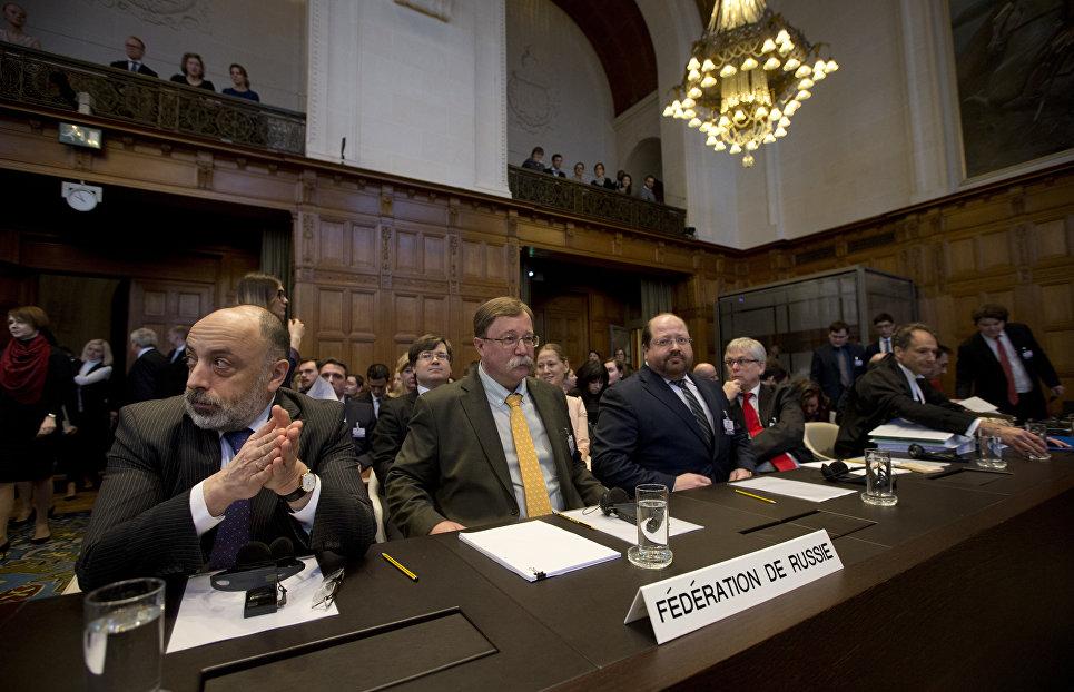 Гаага признала логику Украины относительно запрета снобжения деньгами терроризма— Гопко