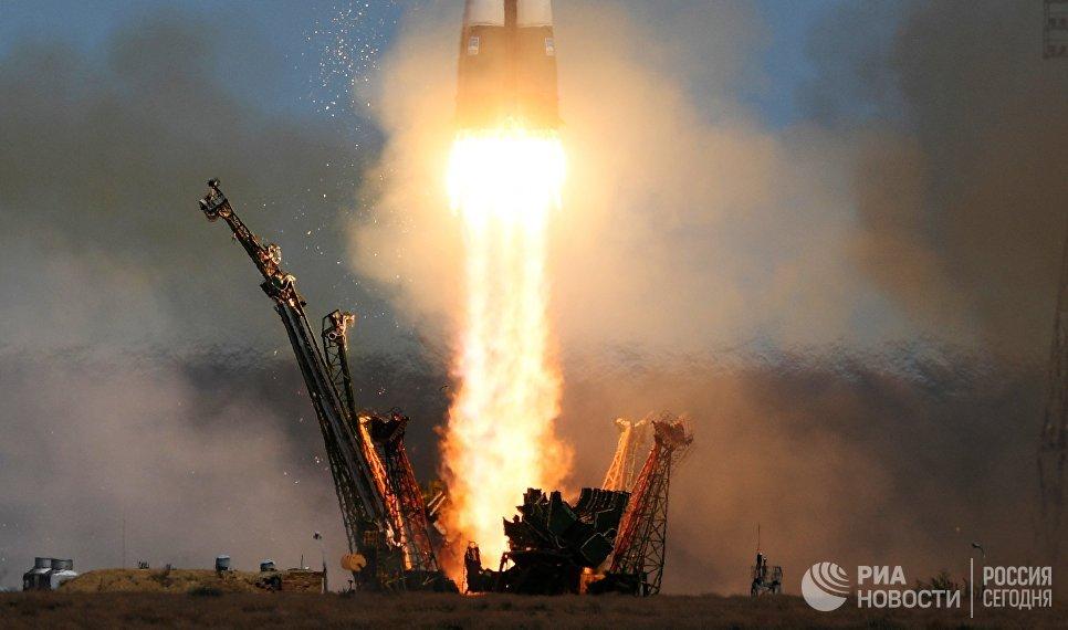 Ракета-носитель «Союз-2.1б» вывела на орбиту спутник ...