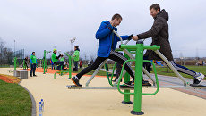 Москвичи выберут места для размещения спортивных площадок