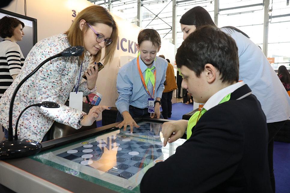 Московский международный салон образования - 2017