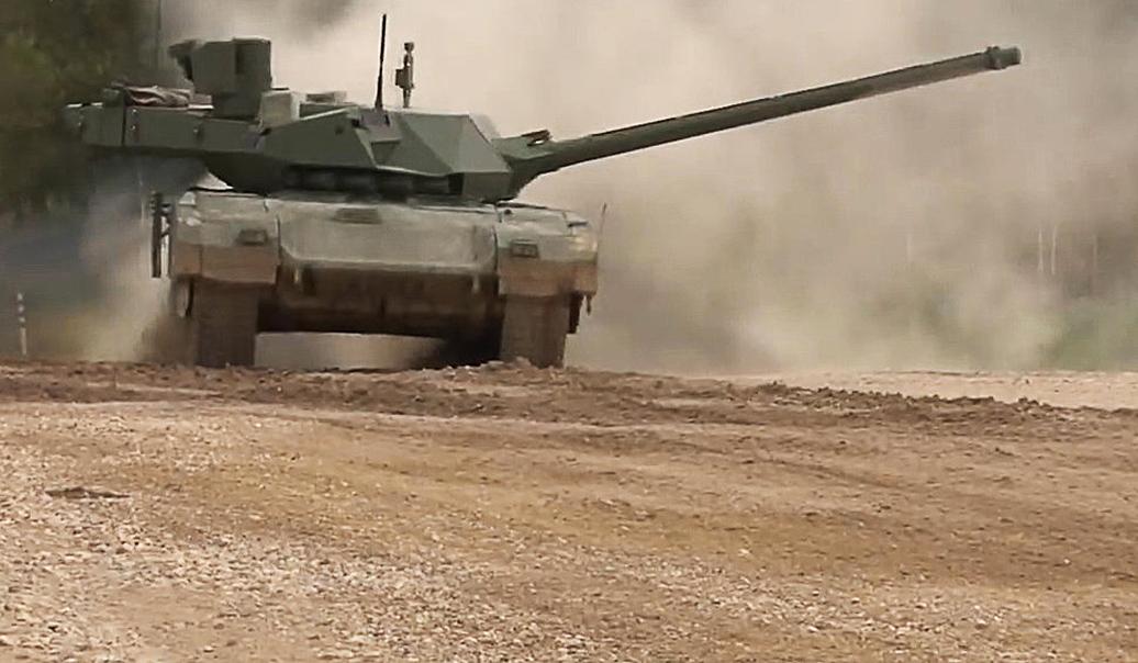 Руководитель Ростеха поведал, когда начнется серийное производство танка «Армата»