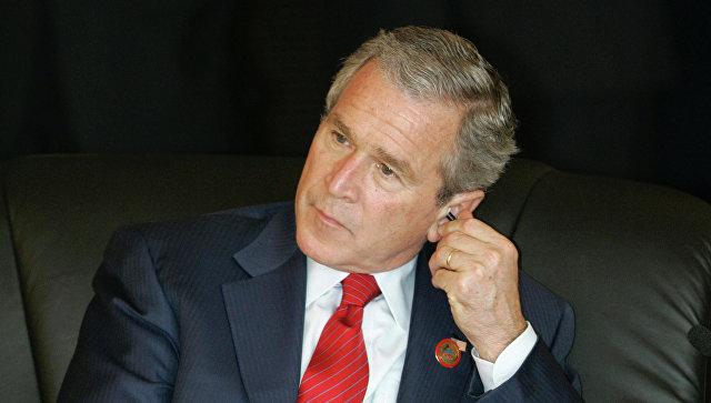 Джордж Буш. Архивное фото
