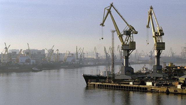 Судостроительный завод Адмиралтейские верфи в Ленинградской области
