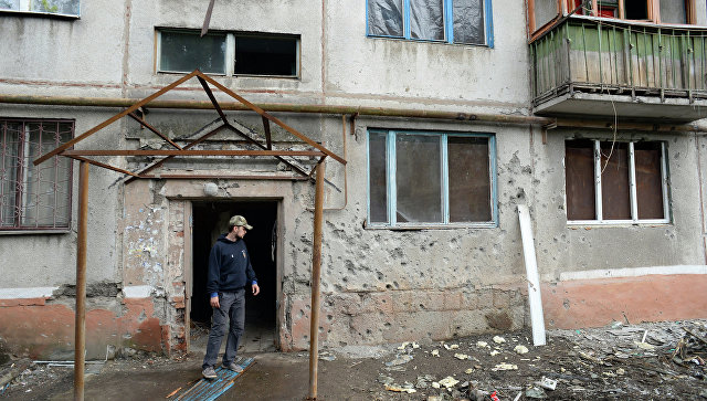 ВКраматорске 7-летний ребенок отыскал водворе школы 14 гранат