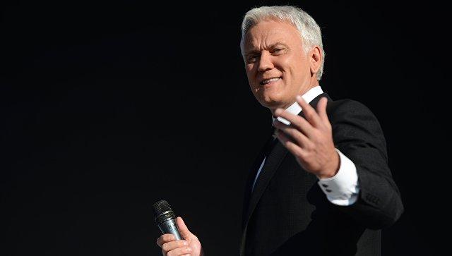Вбазу «Миротворца» попал солист Александр Маршал— Пополнение