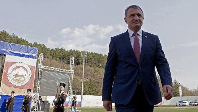 Президент Южной Осетии назначил министра сельского хозяйства республики