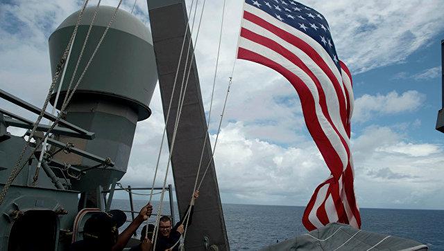 США иЕгипет проводят общие учения вКрасном море