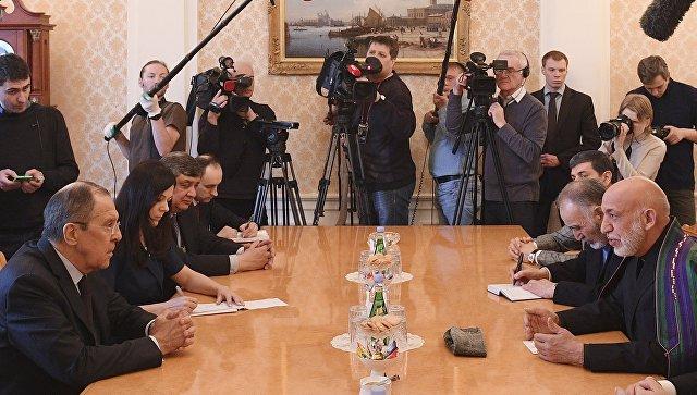 Лавров: Российская Федерация заинтересована встабильном Афганистане