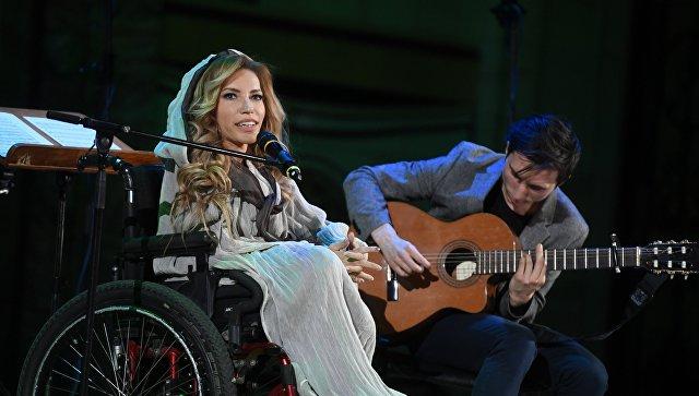 Самойлова споет песню для «Евровидения» вСевастополе