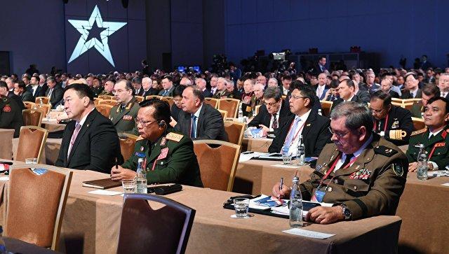 Генштаб РФ предложил ООН расширить резолюцию обактах агрессии