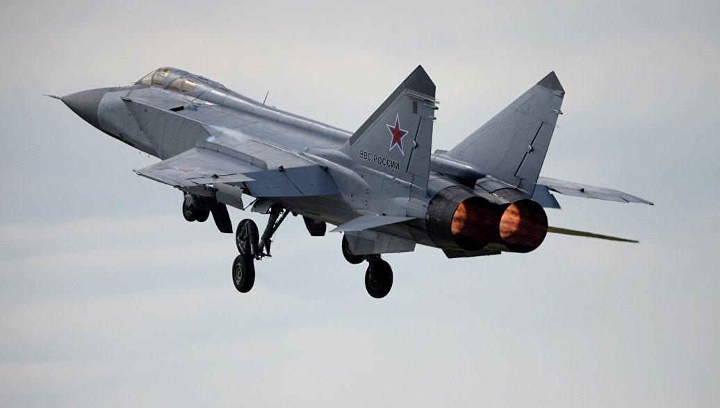 Новый истребитель-перехватчик разрабатывают в РФ назамену МиГ-31
