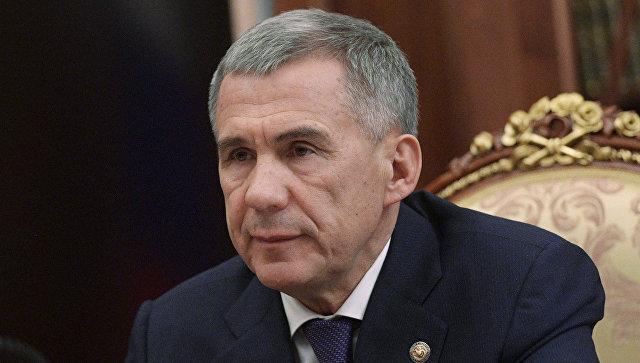 Президент Татарстана обсудит с компаниями в США вопросы сотрудничества