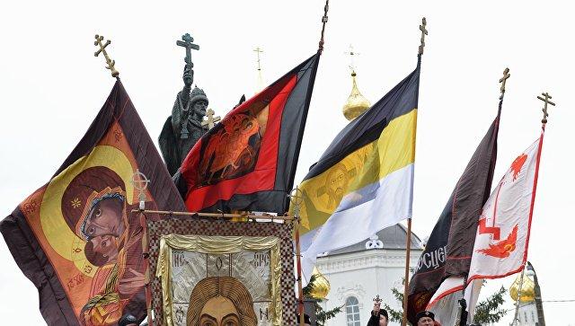 Открытие первого в России памятника Ивану Грозному в Орле. Архивное фото