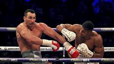 Бой Кличко против Джошуа