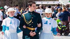 Благотворительный праздник «Белый цветок» посетили более 10 тысяч человек