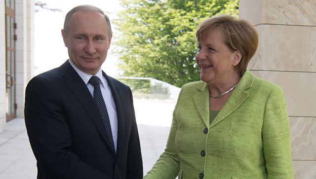 Немецкий бизнес призвал Россию и Германию выйти из режима санкций