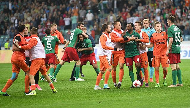 Финал кубка россии по футболу 2016 весь матч