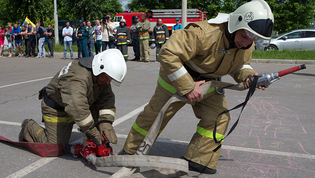 Киров новости спорта пожарно прикладного