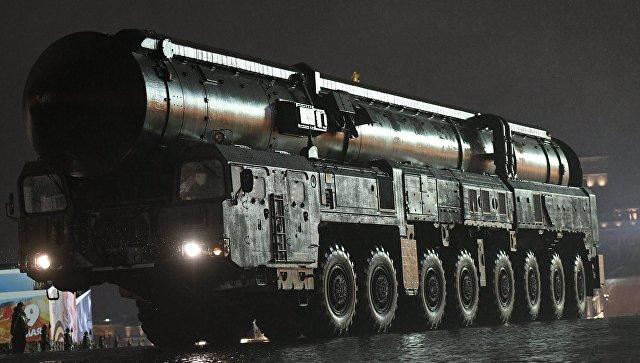 Подвижный грунтовой ракетный комплекс (ПГРК) Ярс