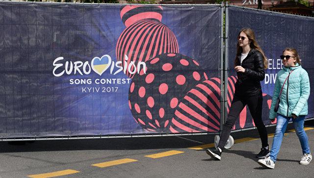 Итальянский телевизионный ведущий: Украина проиграет «Евровидение», как иКрым