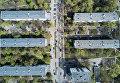 Пятиэтажные жилые дома в районе Коптево в Москве, включенные в программу реновации