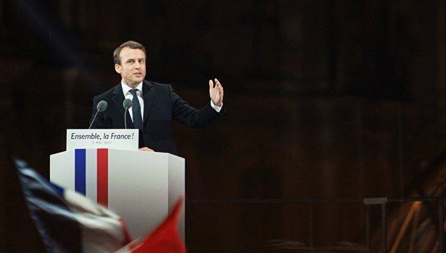 Второй тур президентских выборов во Франции. Архивное фото