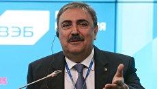 Генеральный директор Coca-Cola HBC Россия Стефанос Вафеидис