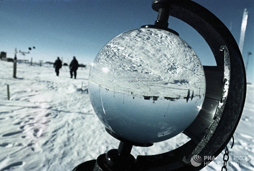 Владимир Путин поздравил полярников спрофессиональным праздником