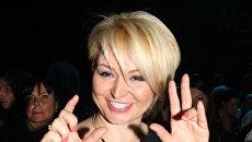 Певица Катя Лель. Архивное фото