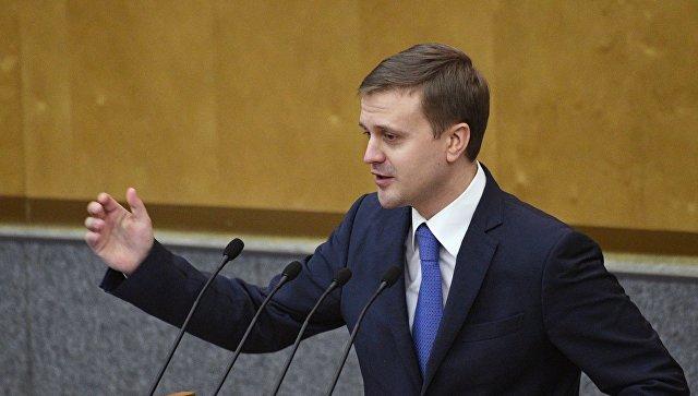 Алексей Диденко стал кандидатом отЛДПР напост руководителя Томской области