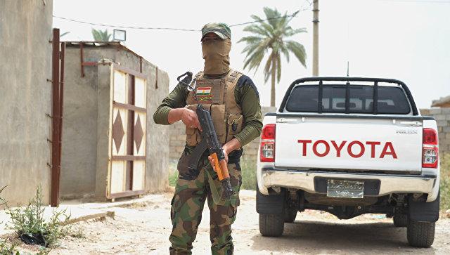 Столкновения между силами Ирака икурдами произошли вКиркуке