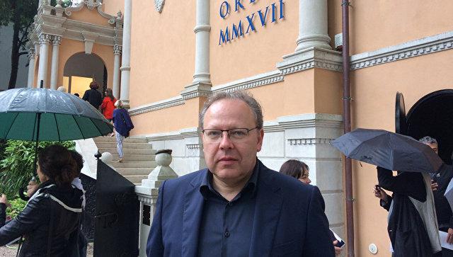 Розенко: украинский павильон наБиеннале— один изфаворитов