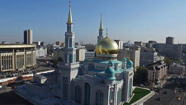 Московская соборная мечеть. Архивное фото