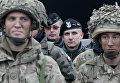 Солдаты НАТО на учениях в Польше