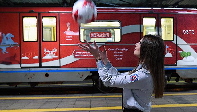 Вход настанцию московского метро «Спартак» будет свободным после матчей Кубка конфедераций