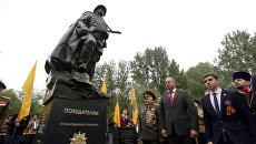 Памятник Советскому солдату в Ростове-на-Дону. Архивное фото