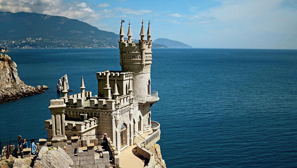 Курортный сезон открылся в Крыму
