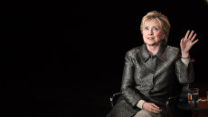 Американский политик Хиллари Клинтон