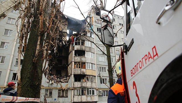 Андрей Бочаров прибыл наместоЧП вСоветском районе Волгограда