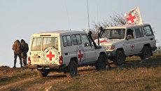 Ситуация в зоне карабахского конфликта. Архивное фото