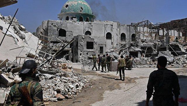 Европарламент принял резолюцию поСирии