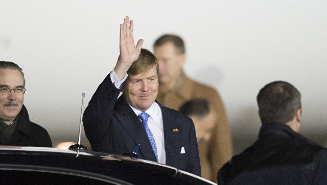 Король Нидерландов тайно работает пилотом в одной из авиакомпаний