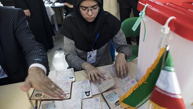 Президентские выборы начались вИране